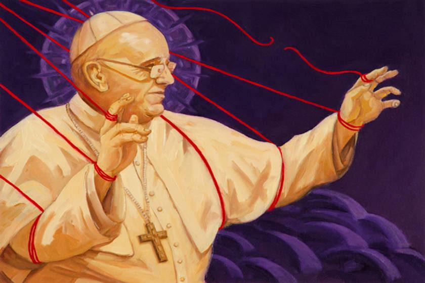 transparencia catolica papa francisco