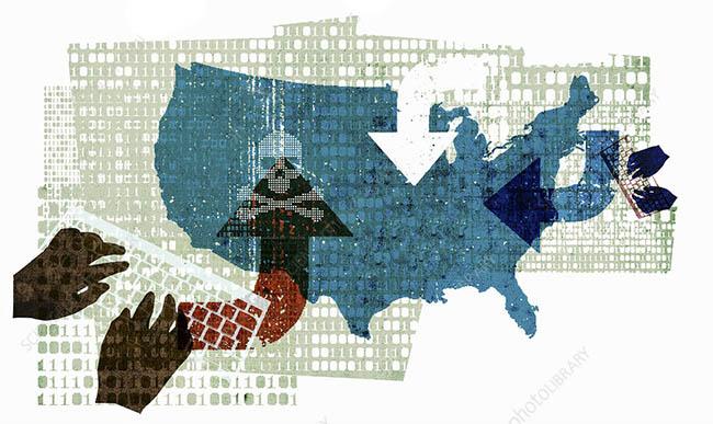 ciberataques en estados unidos