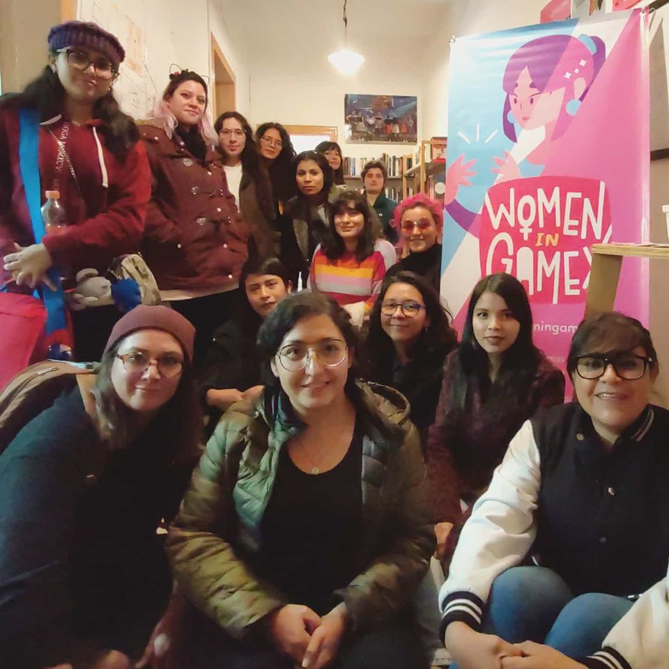 Women in Gamex