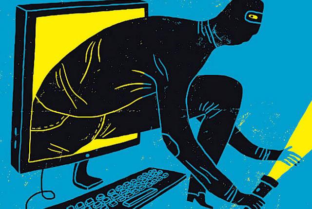 ciberataque y delincuencia