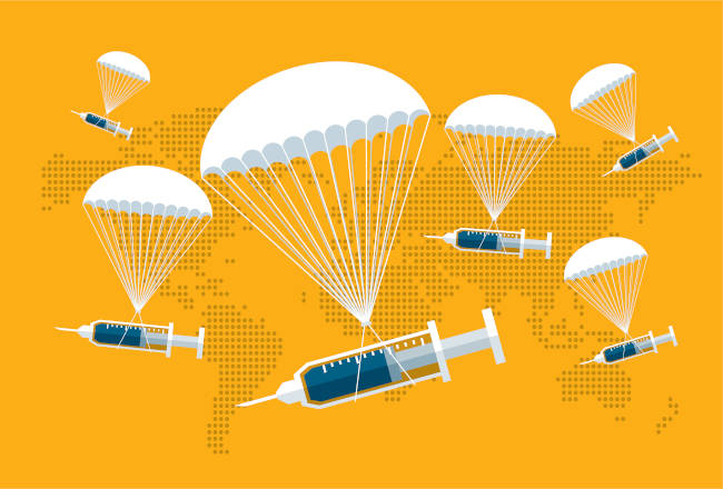 vacunacion global