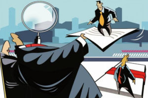 levantamiento del velo corporativo