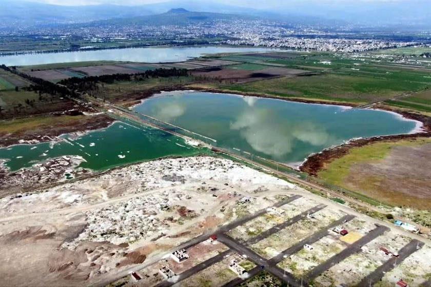 lago tlahuac xico