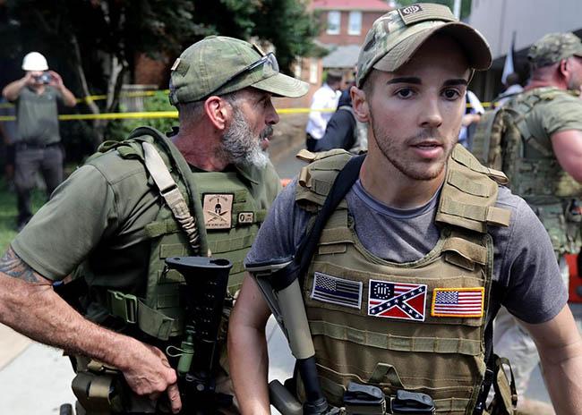 grupos paramilitares