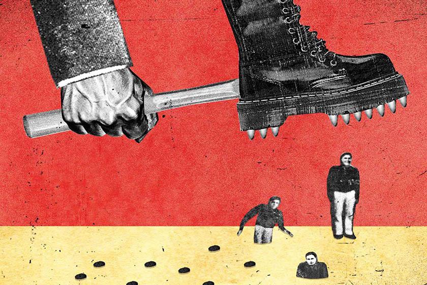 fin de la democracia