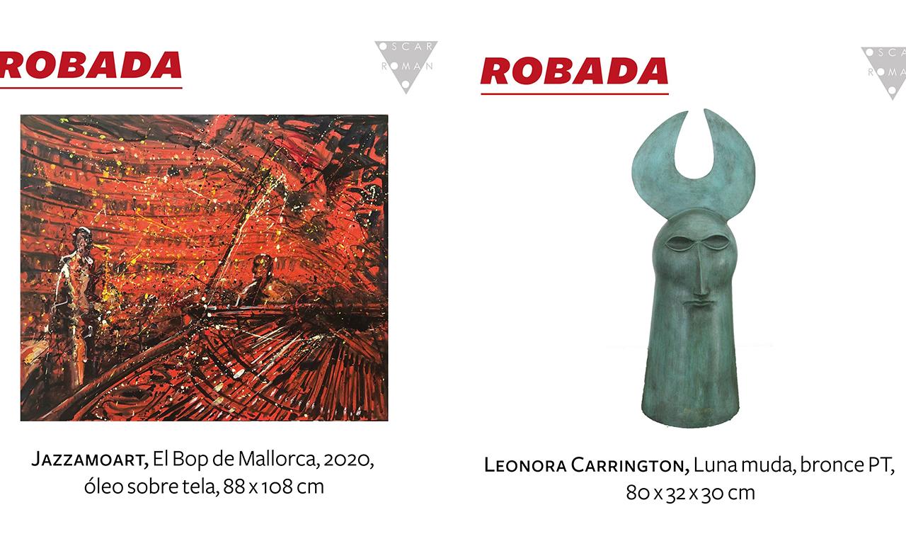 Galería Oscar Román