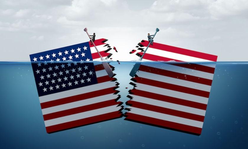 fin democracia USA