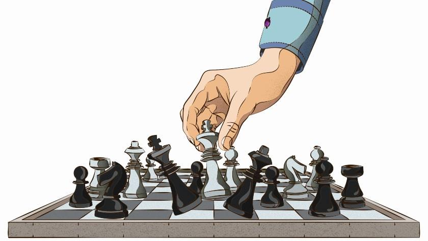 jego politico, ajedrez