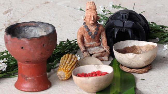 jeest meek bautizo maya