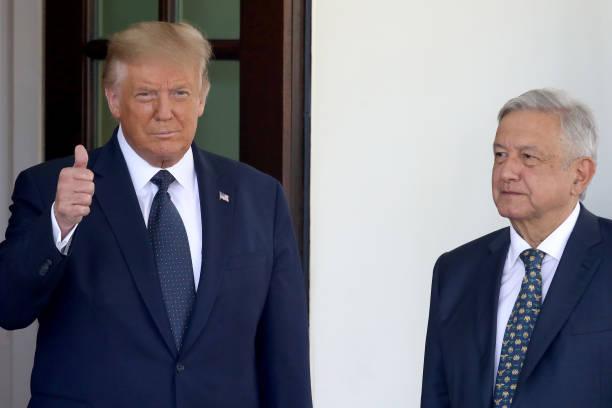 Relación compleja entre Estados Unidos y México