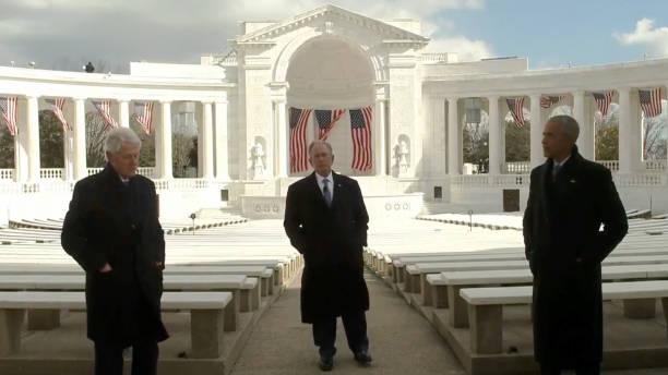 George W Bush manda mensaje a Biden: ¨Espero tenga éxito, su éxito es el del país¨