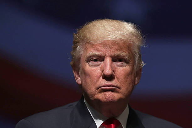Trump da su último mensaje como presidente de Estados Unidos