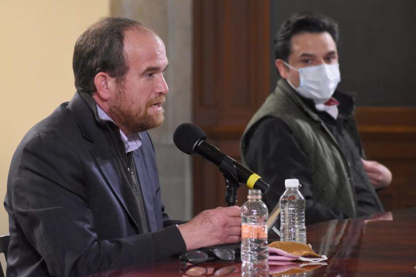 Autoridades de la Secretaría de Salud y del IMSS reiteraron que es vital atención oportuna a contagiados por Covid-19.