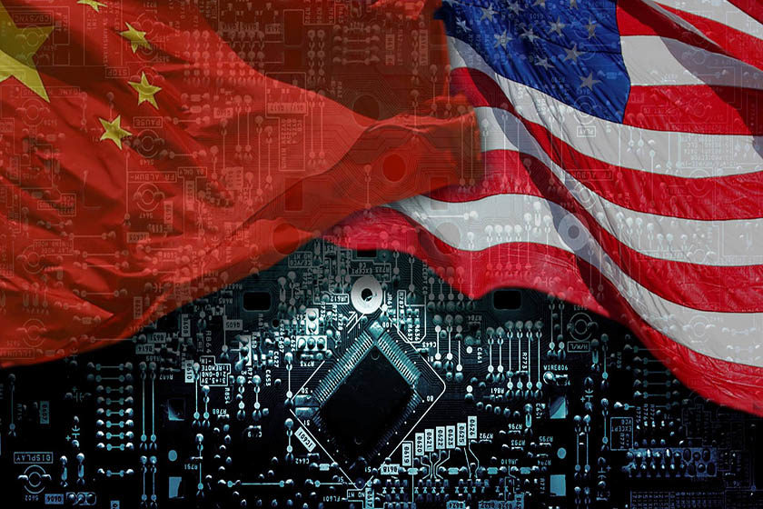 china y usa competencia