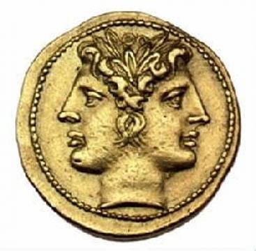 moneda jano brifonte