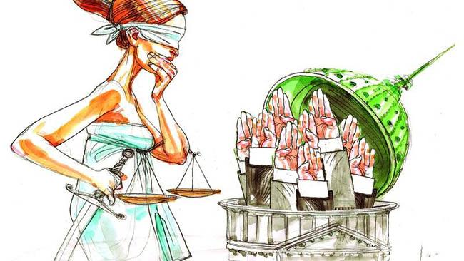 prohibicion de justicia
