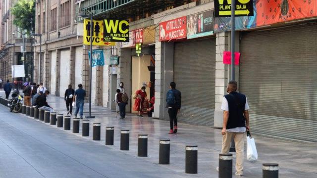Retornan a la actividad económica más de 18 mil negocios en la CDMX