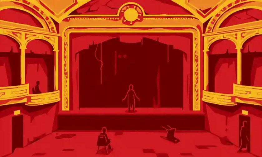 fin de teatro, pandemia