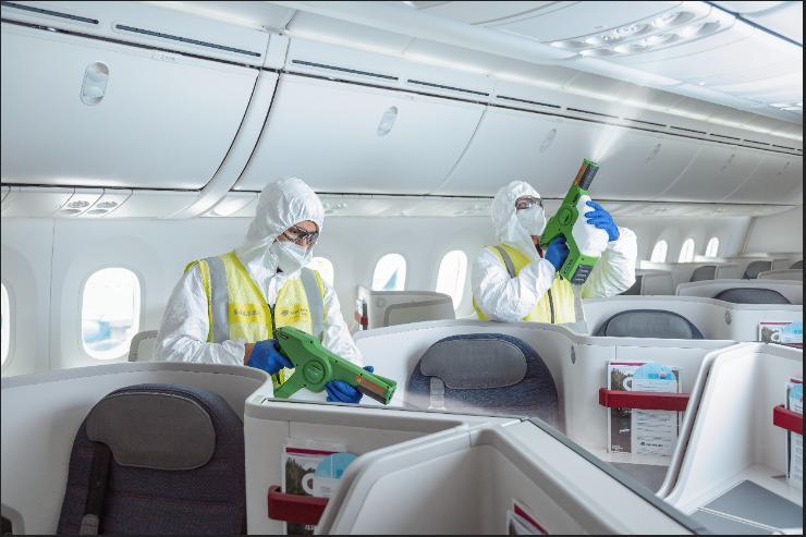 Aeroméxico recibe nivel platino por medidas de salud