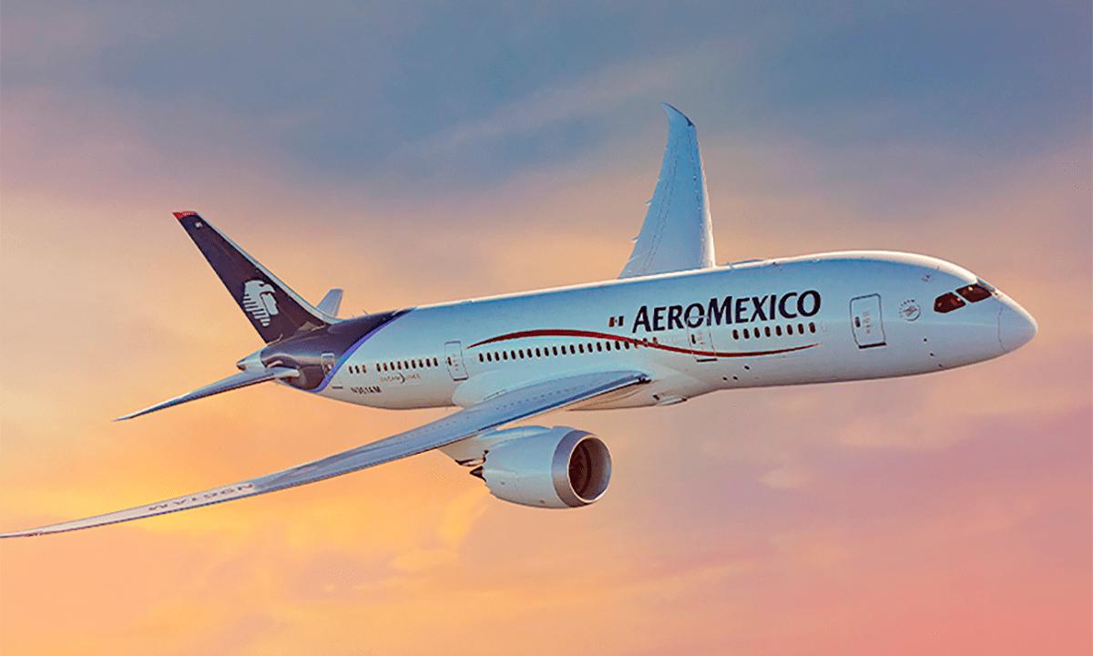 Aeroméxico solicita desembolso de segundo tramo del DIP Financing por US$ 645 millones