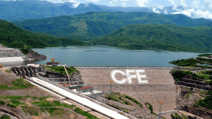 CFE plantas de energia