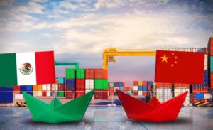 China y Mexico