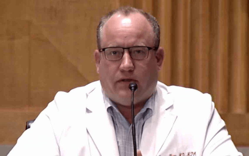 Dr. Pierre Kory