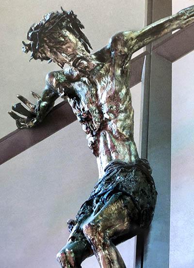 El Cristo de Pablo Serrano