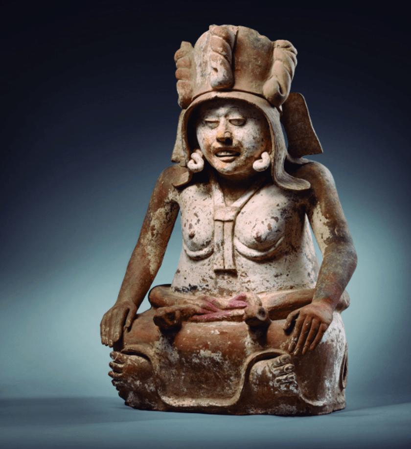 diosa Cihuateotl