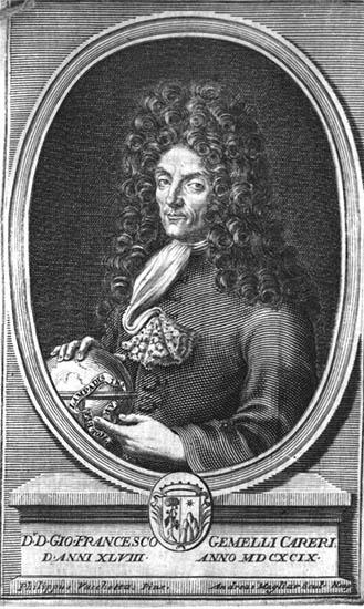 Giovanni Francesco Gemelli Careri