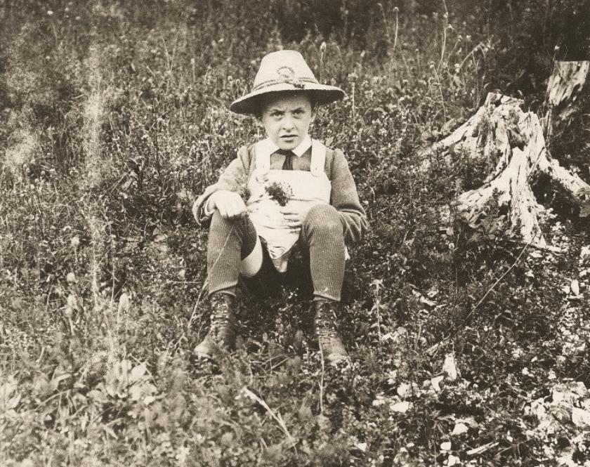 Wittgenstein de niño