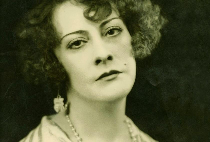 María Luisa Ross Landa, radio