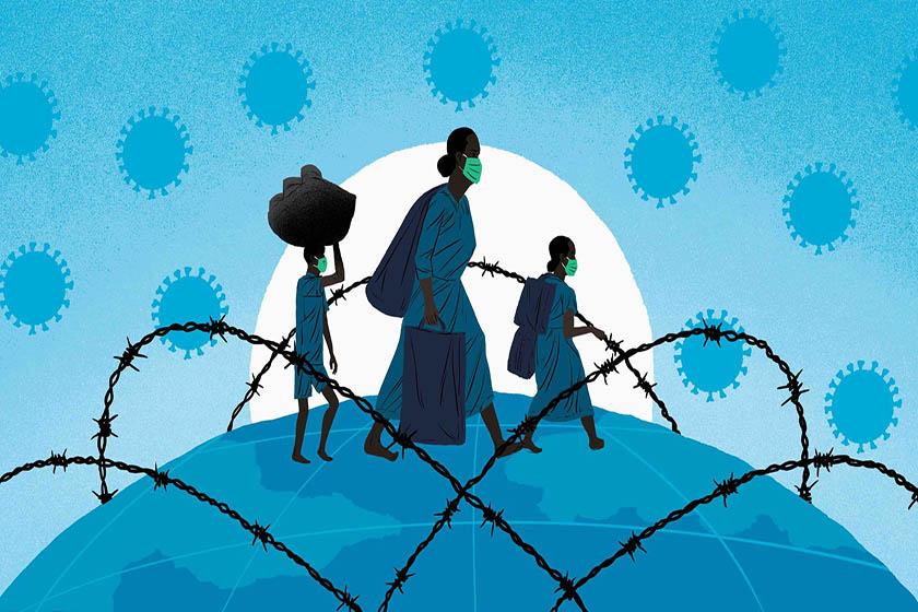 resiliencia migrante
