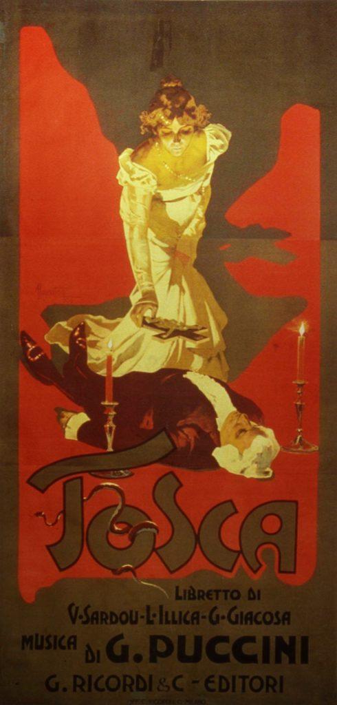Tosca, Opera