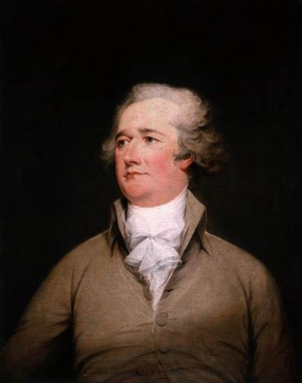 Alexander Hamilton democracia