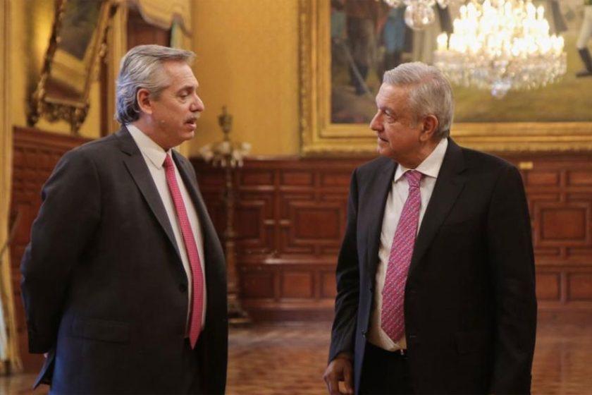 La visita de Alberto Fernández para encubrir un capricho presidencial