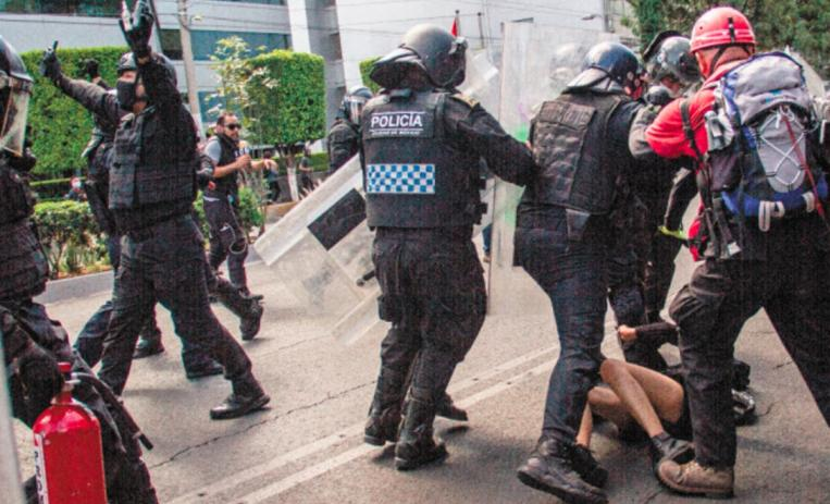 Generar cambios sustanciales en fuerzas policiales y sociedad para impedir impunidad
