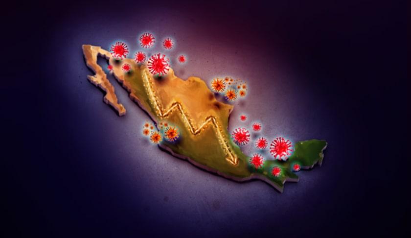 pandemia mexico, crisis