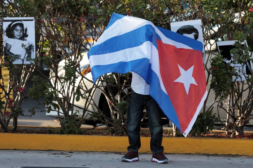 Cubanoamericanos en USA piden terminar con el bloqueo económico
