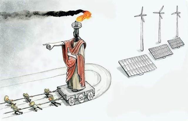 estancamiento energetico
