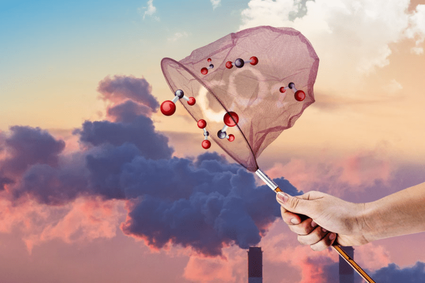 gases efecto invernadero, CO2
