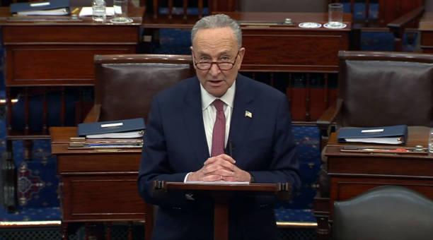 Trump absuelto, Senado no consigue suficientes votos para enjuiciarlo