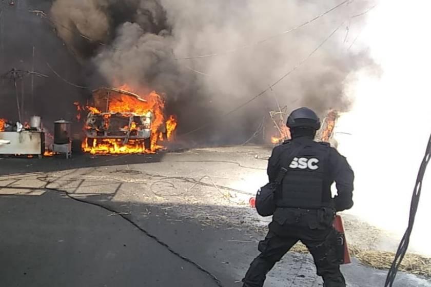 incendio_ClaudiaSheinbaum_Jamaica