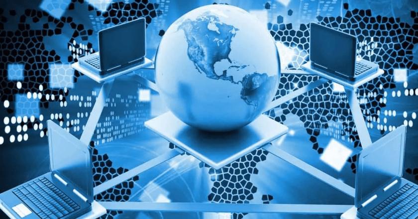 Internet, conexion