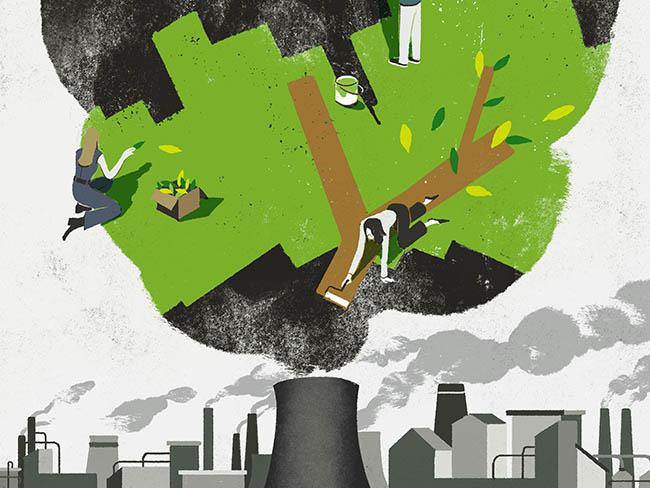 limpiar el planeta