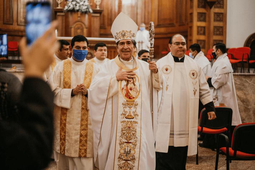 Obispo Antonio González Sánchez