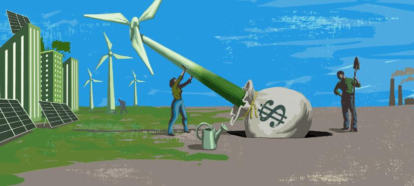 energías nuevas, medio ambiente