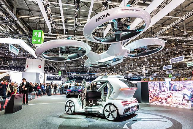 automovil del futuro