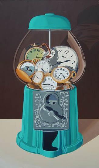 ilogica del tiempo