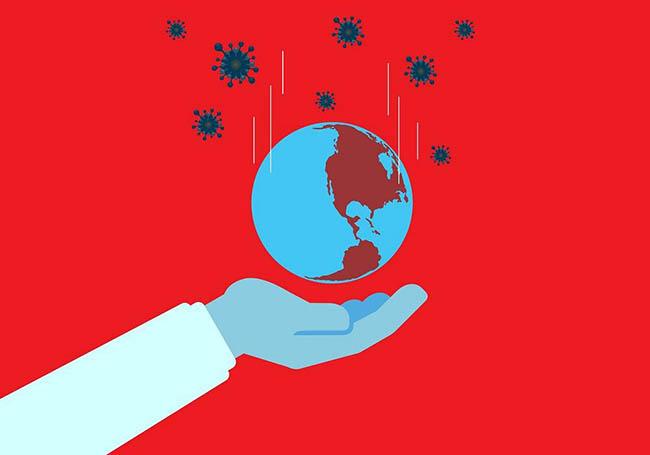 mundo pandemia